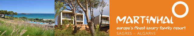 Martinhal Beach Resort properties in Portugal