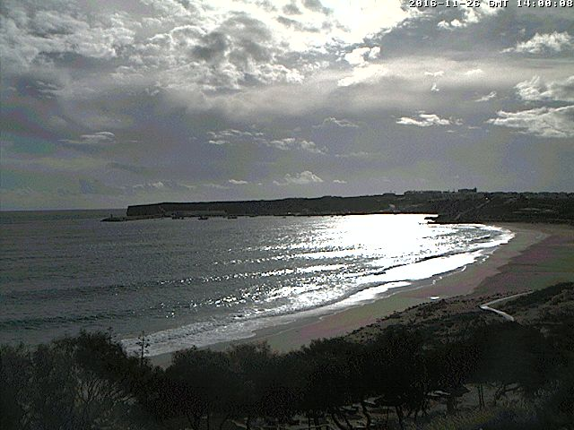 Webcam Sagres Algarve Portugal 2pm